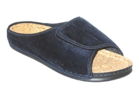 Домашние тапочки Инблу (арт. 009-синий)