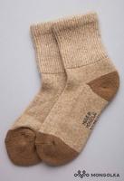 Шерстяные носки из верблюжьей шерсти (арт. 01102)