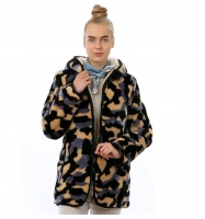 Куртка ALTRO СКАНДИ Камуфляж серый арт.1181-03