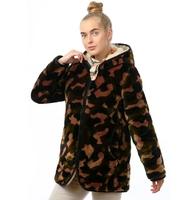 Куртка СКАНДИ Камуфляж коричневый (арт. 1181-04)