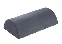 Подушка-полувалик с эффектом памяти Формула здоровья-велюр с ионами серебра (арт. ST204)