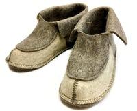 Туфли комнатные из войлока Башмачок (арт. 3226)