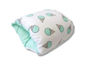 Подарок! Подушка На руку для кормления новорожденного (при покупке 2-х наволочек и подушки)