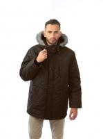 Куртка АЛЯСКА коричневая (арт. 3390050-03)