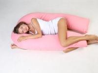 U образная подушка для беременных «Подкова» 350х35 (пенополистирол)
