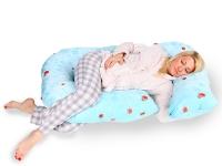 Подушка для беременных «G»  370х35 (холлофайбер)