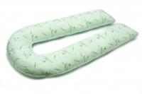 Подушка для беременных U 350х35 (эконом) бамбук