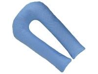 U образная подушка для беременных «Подкова» 350х35 (бамбук)
