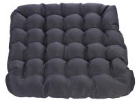 """Подушка на сиденье """"Уют"""" с лузгой гречихи 40х40 см."""