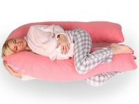 U образная подушка для беременных «Подкова» 350х35 (холлофайбер)