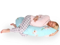 Подушка для беременных «Бумеранг» 220х35 (холлофайбер)