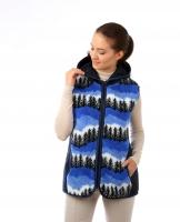 Жилет ALTRO ПАРК Альпы василек арт. 1106113-35