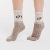Шерстяные носки из овечьей шерсти (арт. 1199)