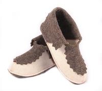Туфли комнатные из войлока Золушка (арт. 3222)