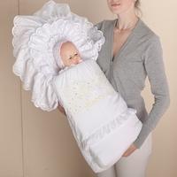 Конверт на выписку для новорожденного арт. 18
