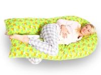 U образная подушка для беременных «Подкова» 350х35 (иск. лебяжий пух)