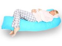 Подушка для беременных «Гармония» 220х35 (иск. лебяжий пух)