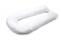 Подушка для беременных U 350х35 (эконом) холлофайбер