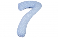 Подушка для беременных Семерка (иск. лебяжий пух)