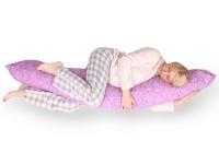 Подушка для беременных «Валик» 190х35 (иск. лебяжий пух)